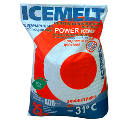 Айсмелт (Icemelt Power)